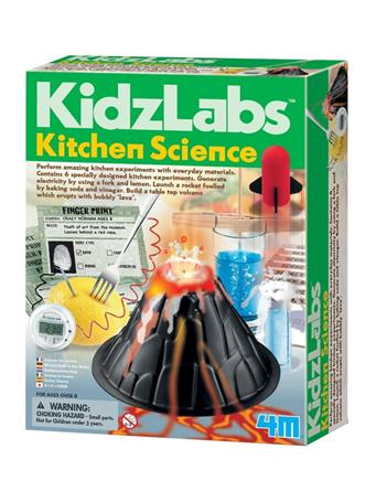 Kidz Labz Kitchen Science Kit NO-COLOR