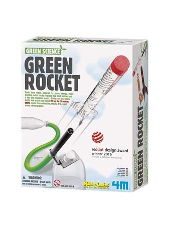Green Science Green Rocket Kit NO-COLOR