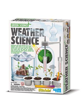 Green Science Weather Science Kit NO-COLOR
