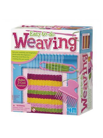 Easy Weaving Loom Set NO-COLOR