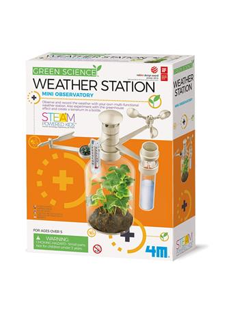 Green Science Weather Station Kit NO-COLOR