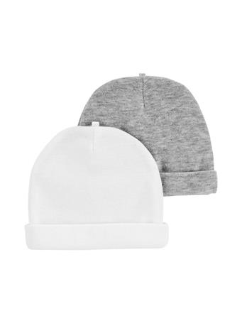CARTER'S - 2 Pack Hats  MULTI