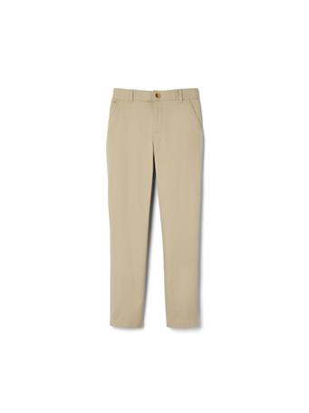 FRENCH TOAST - Young Men's Straight Fit Chino Pant KHAKI