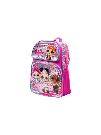 Lol Large Back Pack {#color}