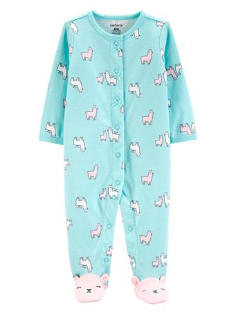 CARTER'S - Snap-Up Cotton Sleep & Play  NOVELTY