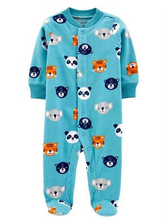 CARTER'S - Snap Up Fleece Sleep & Play  NOVELTY
