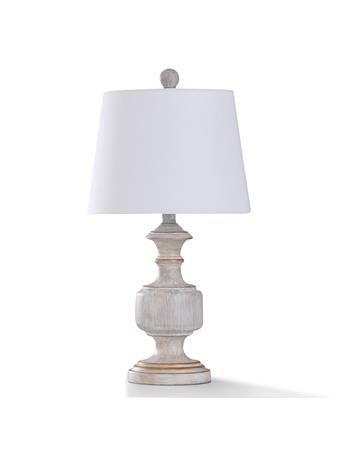 STYLECRAFT  - Malta Traditional Table Lamp CREAM