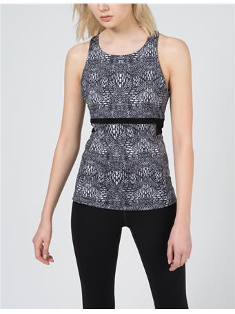Maja Printed Tech Polyamide Tank Top