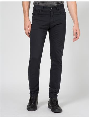 Jay Contrast Twill Jeans