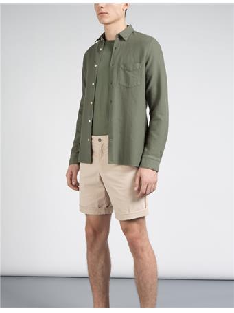Daniel Woven Pique Shirt
