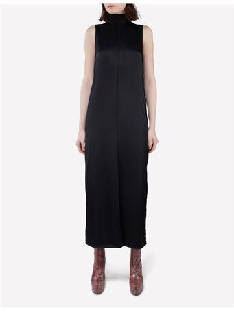 Saga Satin Weave Dress