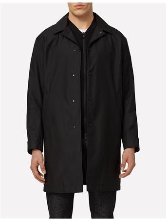 Cycle 3-Layer Storm Nylon Coat
