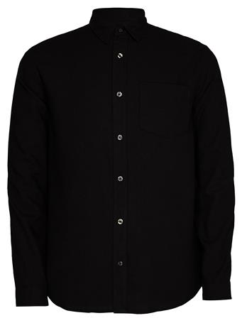 Daniel Raw Silk Shirt