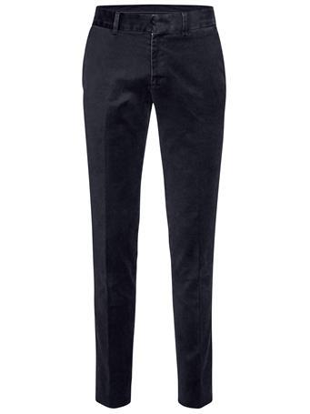 Paulie Indigo Velvet Pants