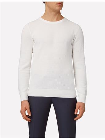 Dexter Circle Structure Sweater