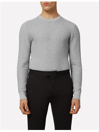Lexter Structure Knit Sweater
