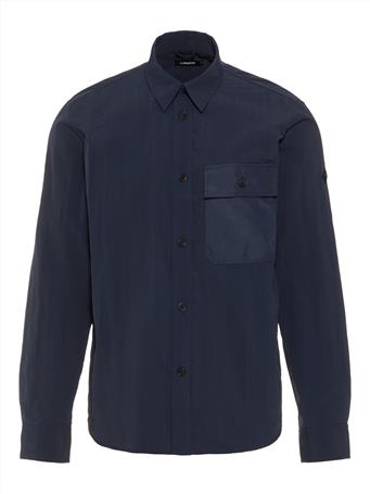 David Auto Nylon Shirt