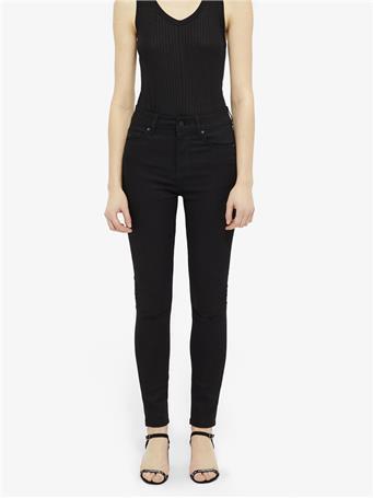 Uma Black Jeans