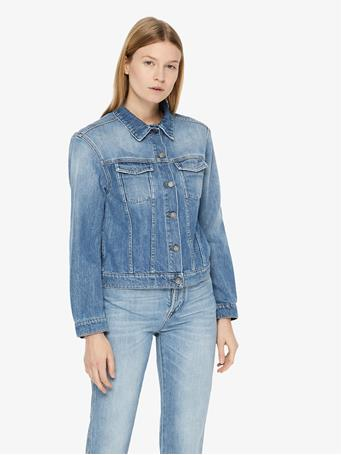 Bella Sharp Denim Jacket