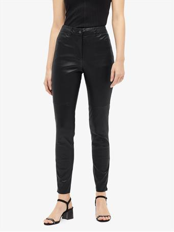 Kath Second Skin Nappa Leather Pants