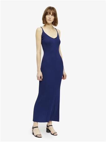 Millicent Drapy Ribbed Dress