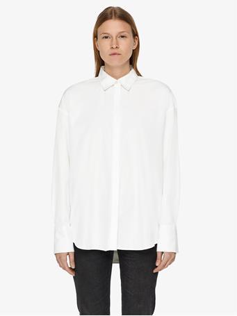 Nicole Comfy Poplin Shirt