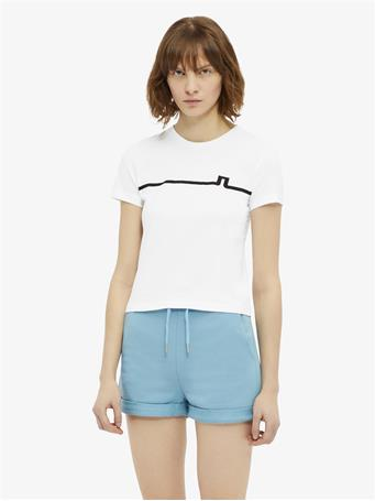 Dani Printed Supima Cotton T-shirt
