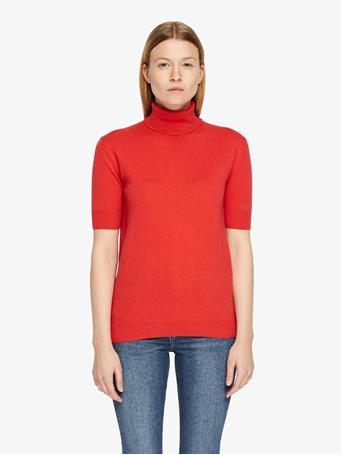 Dwight Spring Cashmere Turtleneck Sweater