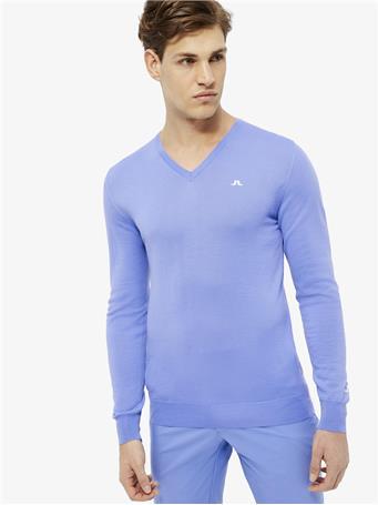 Newman V-neck Tour Merino Sweater