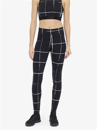 Elaina Printed Jersey Leggings
