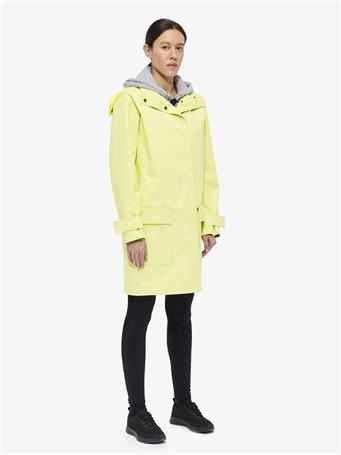Elle Bonded Weave Coat
