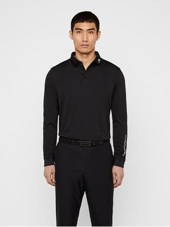 Tour Tech Long-Sleeve TX Jersey Polo