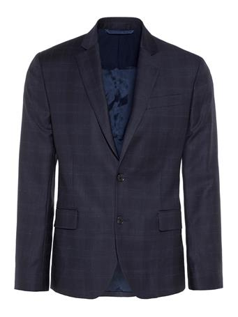 Hopper Soft Note Check Blazer