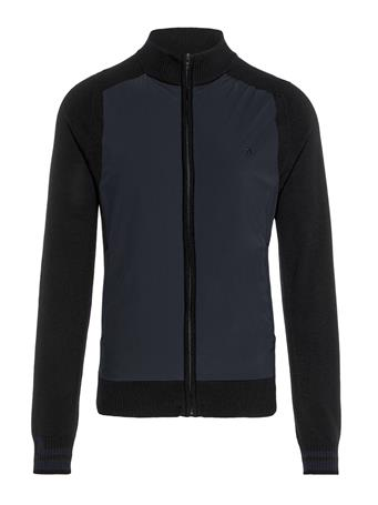 Knitted Hybrid Jacket