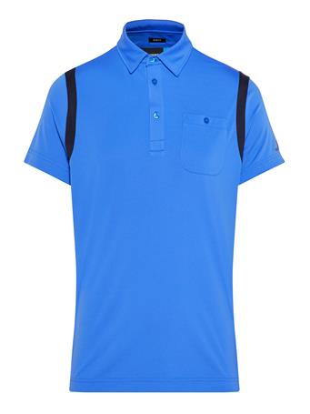 Dolph TX Jersey Polo - Slim Fit
