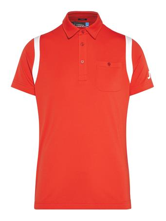 Dolph TX Jersey Polo - Regular Fit