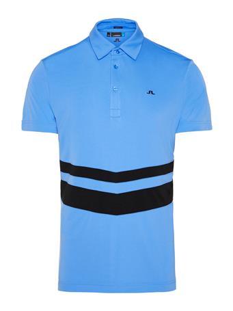 Double Stripe TX Jersey Polo
