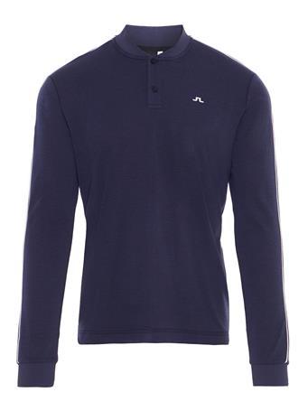 Brayden Cotton Poly Polo - Slim Fit
