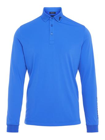 Tour Tech TX Jersey Long Sleeve Polo - Regular Fit