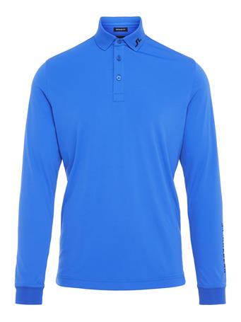 Tour Tech TX Jersey Long Sleeve Polo - Regular Fit