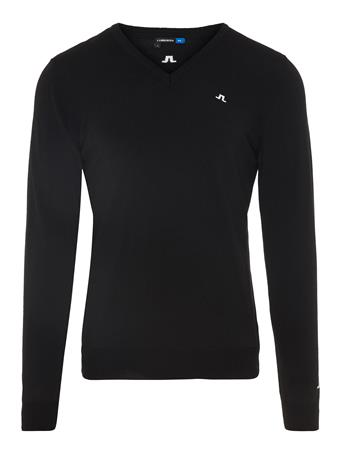 Newman V-Neck Tour Merino Sweater