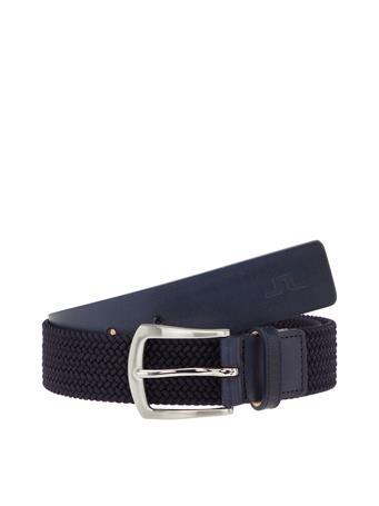 Caspian Elastic Braid Belt