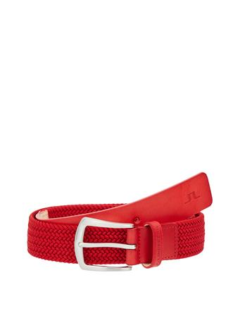 Caspian Elastic Braid Belt