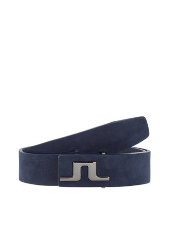 Carter Brushed Leather Belt