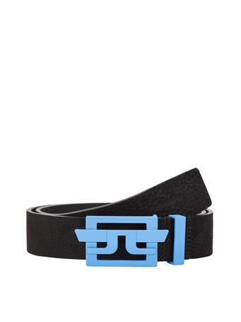 New Wing Brushed Leather Belt