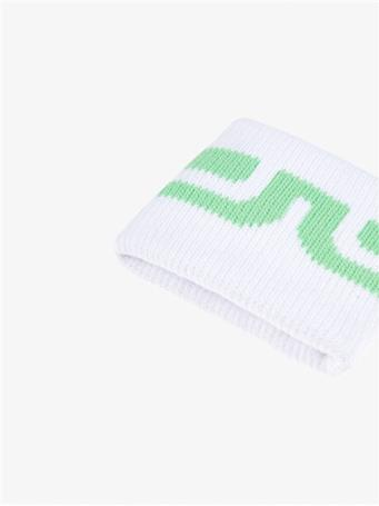 Striped Bridge Cotton Sweatband