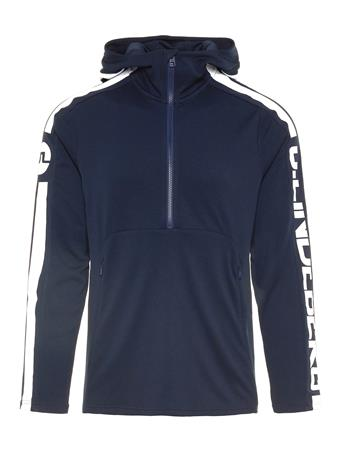 Colin Double Melange Hooded Layer