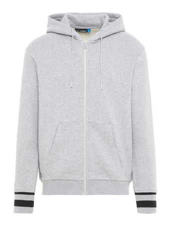 Cyrus French Terry Zip Up Hoodie