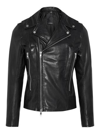 Lense Summer Leather Jacket