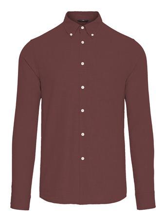 Daniel Flannel Twill Shirt